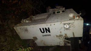 un char de la MINUJUSTH fait plusieurs morts à Canapé vert